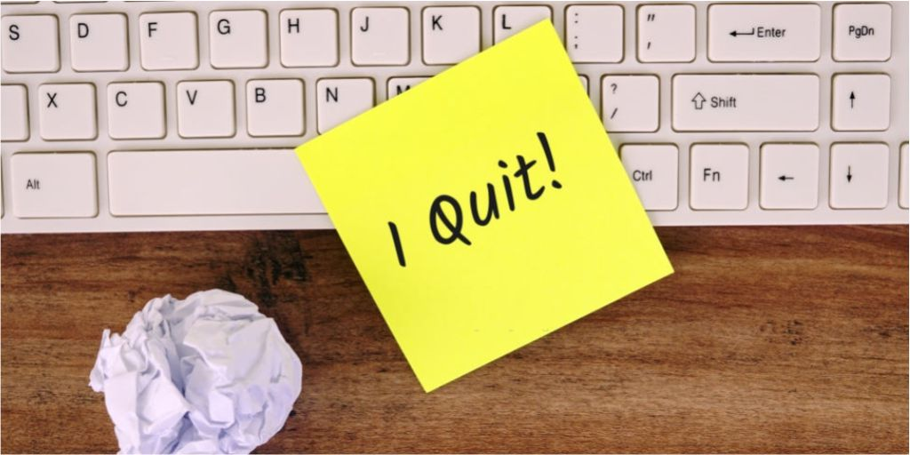 10 rules to follow before you quit your job