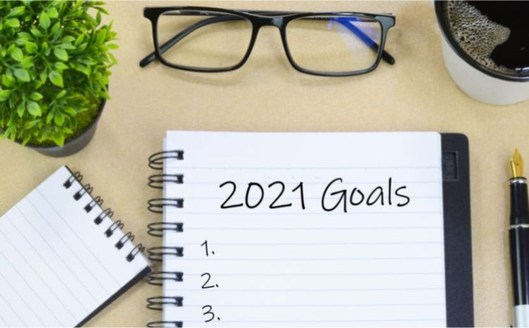 How to set the right career goals for 2021
